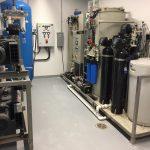 RO + Vacuum systems