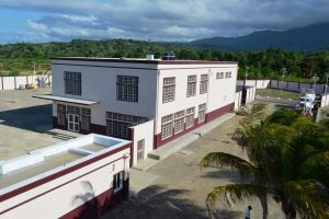 Anti-Narcotics Brigade Base (BLTS) - Haiti