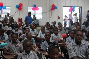 Community Clusters - Haiti