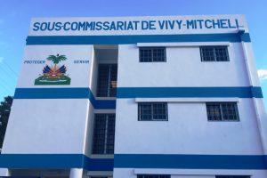 National Police Stations - Haiti