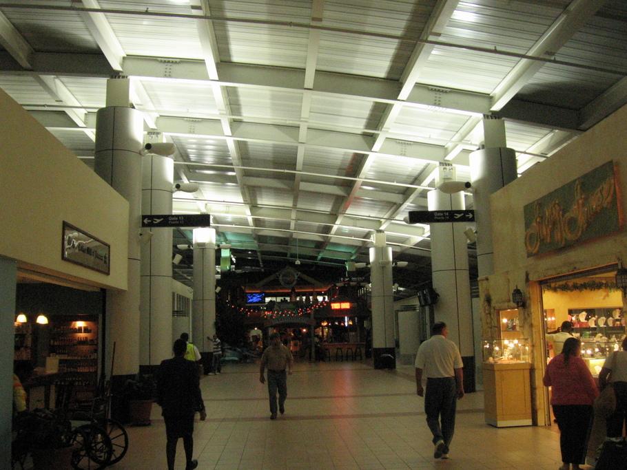 Sangster International Airport Jamaica Palgag