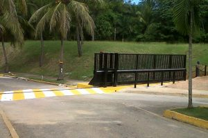 Training Facility Enhancements & Metal Crash Gates – Dominican Republic