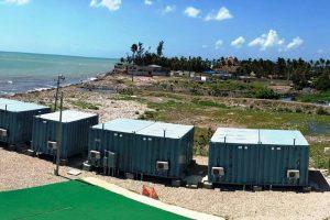 Haiti- Modular Units